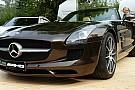 Non solo Formula 1: ecco la Mercedes SLS