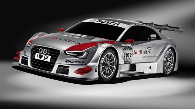 Ecco la nuova Audi A5 DTM!