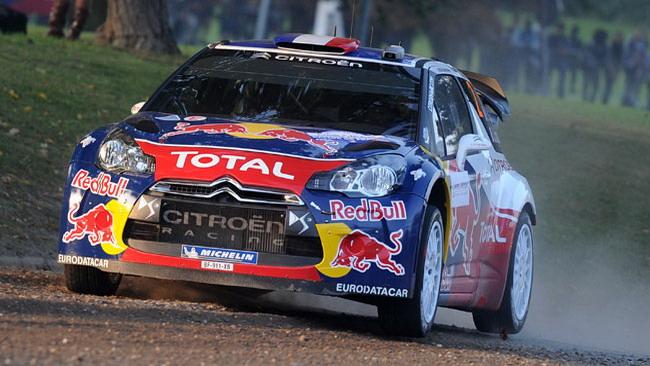 Francia, PS2: Ogier si avvicina a Loeb