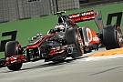Button ha firmato il rinnovo pluriennale con la McLaren