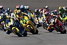 32 moto e 20 team in Moto2 e Moto3 nel 2012
