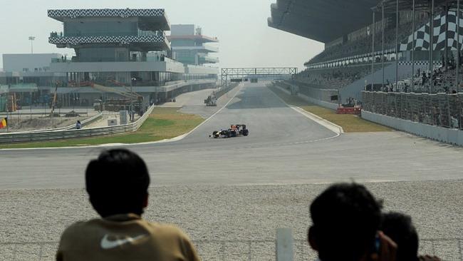 Neel Jani si diverte al Buddh International Circuit