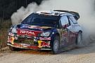 Spagna, PS8: ancora Loeb il più veloce