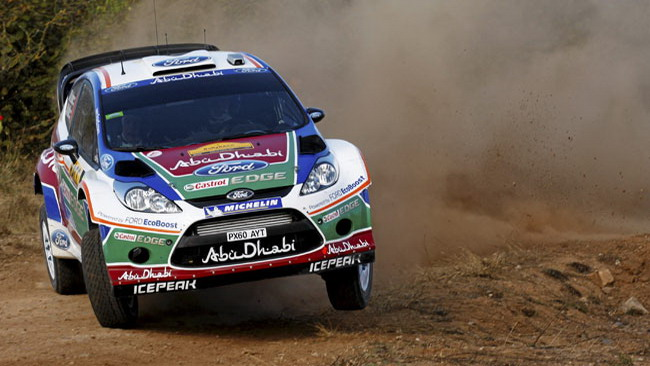 Spagna, PS10: Latvala continua a spingere