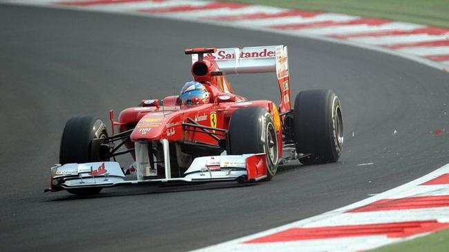 Alonso soddisfatto del podio conquistato in India