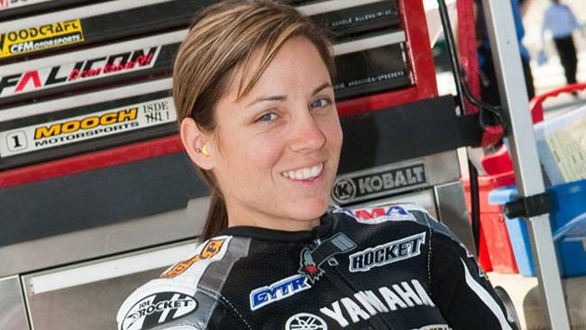 Melissa Paris proverà la Yamaha Tech 3 a Valencia!
