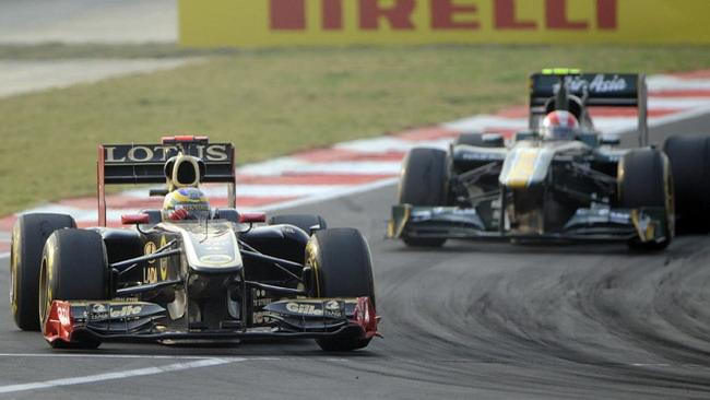 Torna la pace tra Group Lotus e Team Lotus