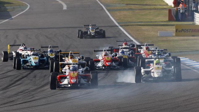 Ecco il calendario 2012 della F3 Euro Series
