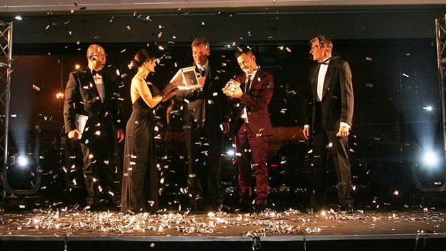 Premiati a Milano i campioni della stagione 2011