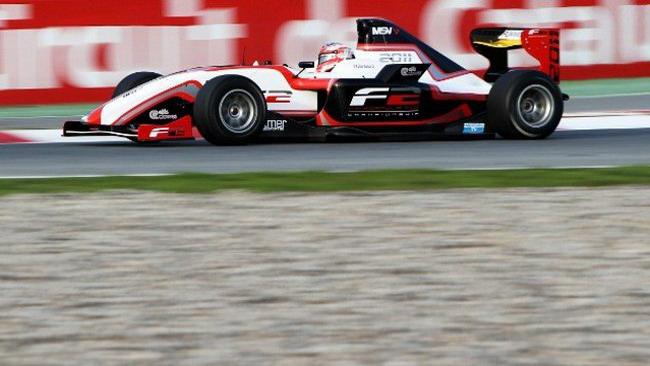 Bortolotti sviluppa la nuova Formula 2