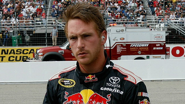 15 gare nella NASCAR Sprint Cup per Scott Speed