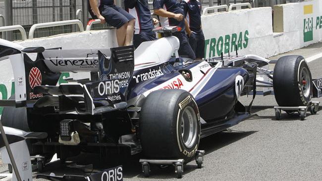 La Williams porterà la FW34 ai test di Jerez