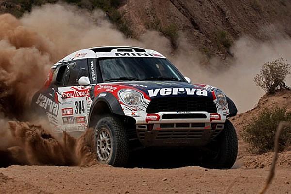Dakar, 5° Tappa: vince Holowczyc con la Mini
