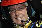 Sandell al via del Rally di Svezia con una Mini WRC