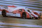 Spuntano le prime foto della Toyota LMP1 per Le Mans