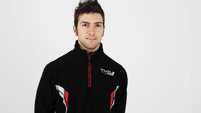 Andrea Caldarelli pilota junior Toyota