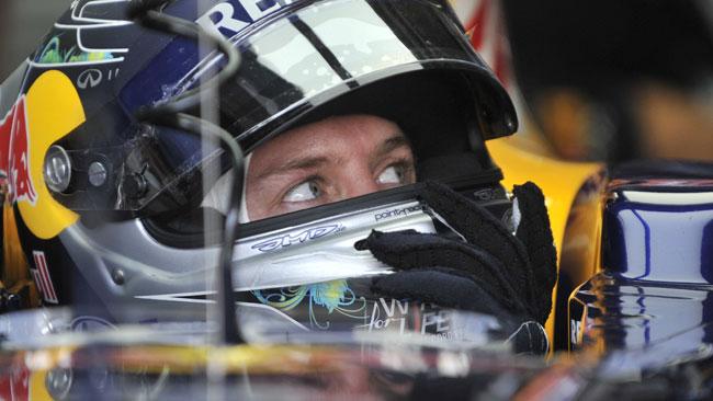 Sebastian Vettel ha cambiato il personal trainer