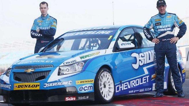 Niente Campionato Britannico per Chevrolet