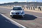 Primo test a Valencia per il nuovo motore Seat Sport