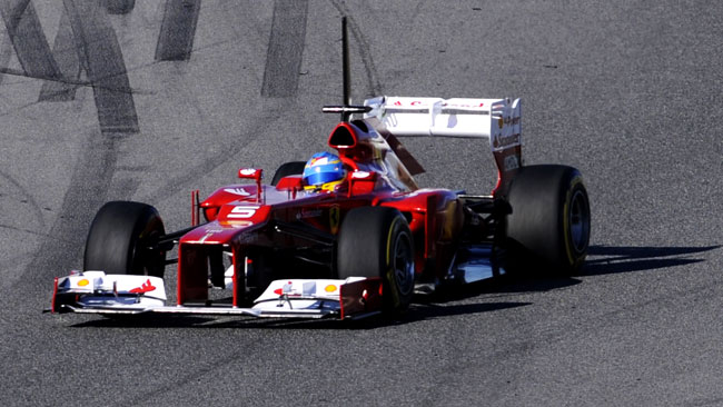 Jerez, Day 4: Alonso chiude i test in bellezza