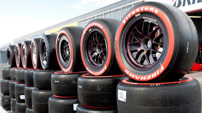La Firestone rinnova con la Indycar fino al 2014