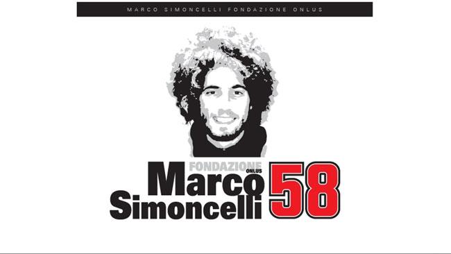 La MotoGp sostiene la Fondazione Marco Simoncelli