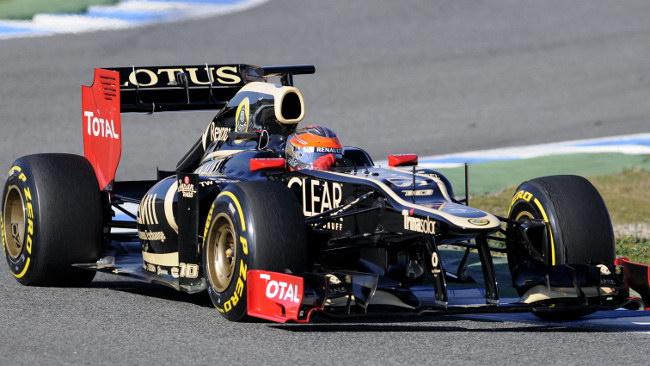 La Lotus recupererà un giorno di test