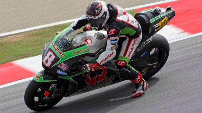 Barbera miglior Ducati in pista a sorpresa