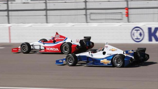 Posticipato a maggio l'open test del Texas Speedway