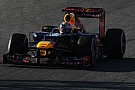 Mattinata ricca di contrattempi per Vettel