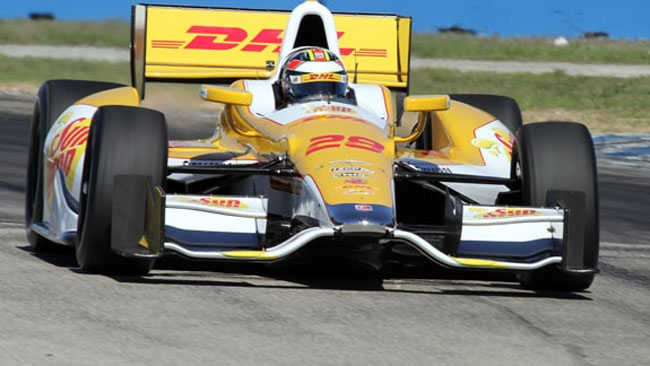 Sebring, Day 1: Hunter-Reay mette tutti in fila