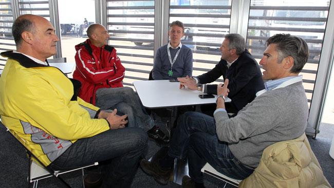 Tarquini al Giro d'Italia con una Seat Leon?