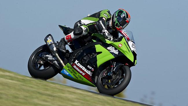 Imola, Q2: Sykes riporta davanti la Kawasaki