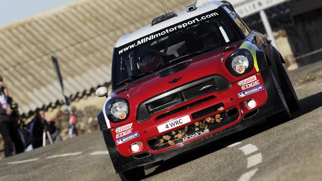 Almeno altre tre gare nel WRC per la Prodrive