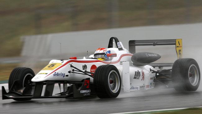 Felix Rosenqvist va a caccia anche del titolo FIA