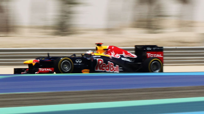 Sakhir: Vettel e la Red Bull tornano in pole position