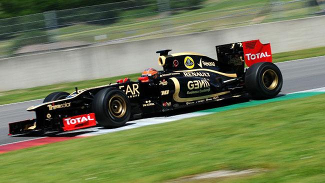 Mugello, Day 3, Ore 11: Grosjean si avvicina ad Alonso