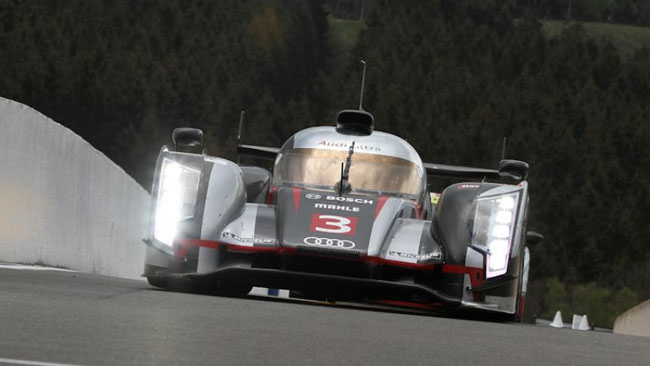 L'Audi serve il poker alla 6 Ore di Spa-Francorchamps