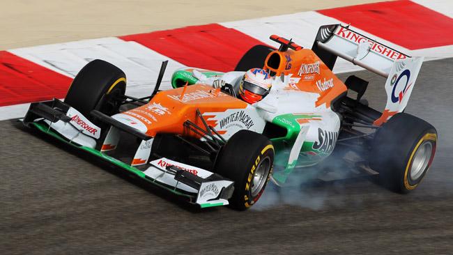 Di Resta per ora rimane concentrato sulla Force India