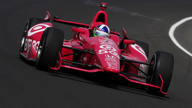 Indy 500: nel Carb Day spunta Dario Franchitti