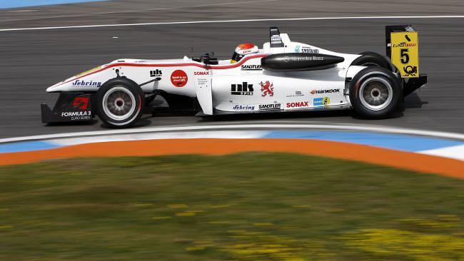 Felix Rosenqvist apre il weekend austriaco