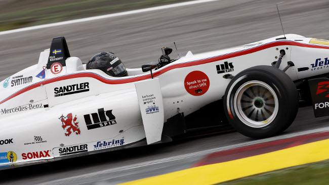 A Rosenqvist e Buller le due pole position di Zeltweg