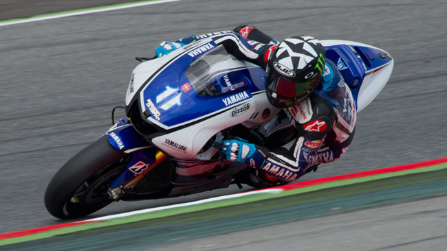 Test Aragon, Ore 16: Spies guida il poker Yamaha