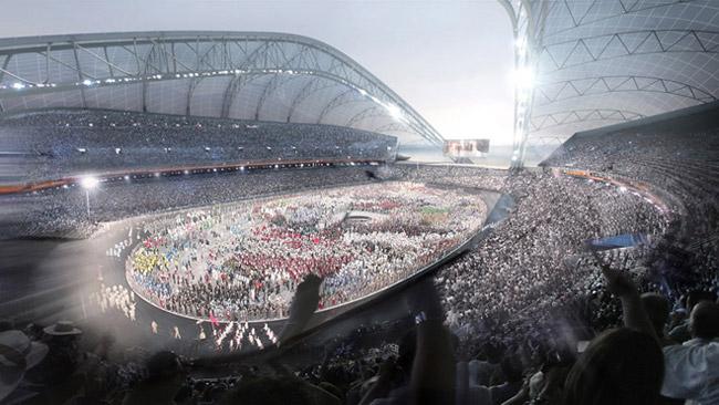 La pista di Sochi entrerà nello Stadio Olimpico?