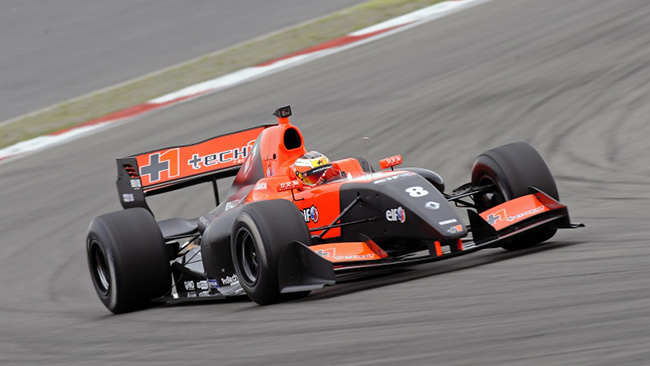 Jules Bianchi domina Gara 1