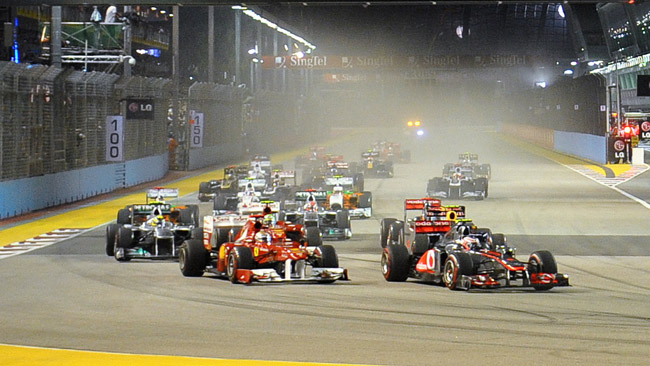 Singapore smentisce di aver rinnovato con la F1