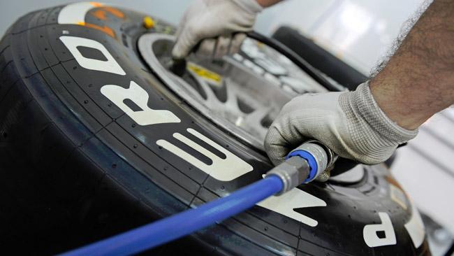 La Pirelli hard sperimentale debutta in Germania