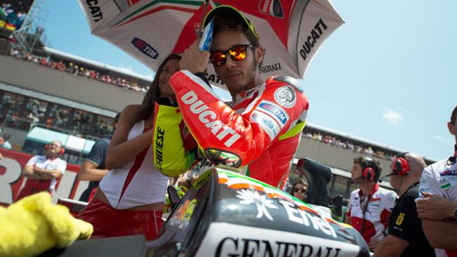 Valentino torna in Yamaha insieme alla Marlboro?