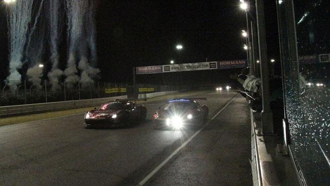 La AF Corse trionfa alla 6h di Misano