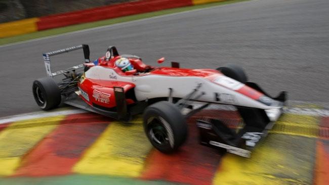 Doppia pole per Felix Serrales a Spa-Francorchamps
